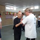 Foto's van workshop Tai Chi Quan applicatie op 6 juli 2013