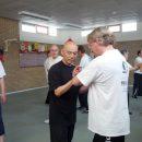 Foto's van workshop Tai Chi Quan applicatie op 6 juli 2013