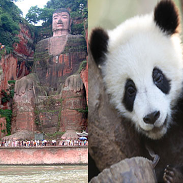 Si Chuan-Tibet Reis en Shanghai Jing Wu festival, 17 juli t/m 20 augustus 2014