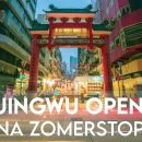 Jing Wu Gaat Weer Open